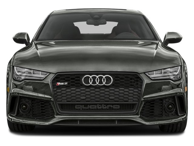 2017 Audi RS 7 Base Price 4.0 TFSI performance Prestige Pricing front view