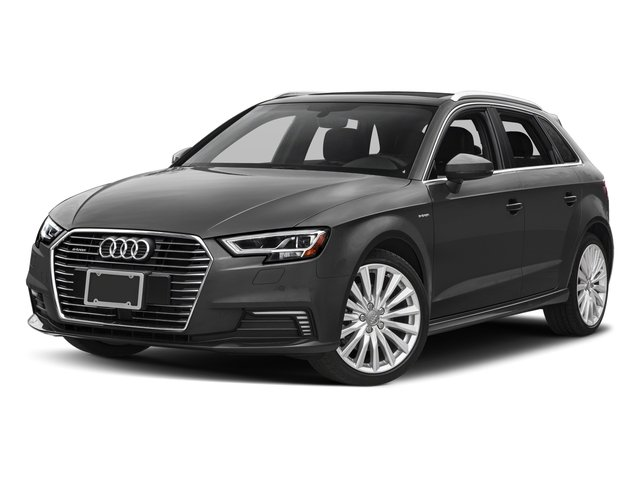2017 Audi A3 Sportback e-tron Prices and Values Hatchback 5D E-tron Premium Plus