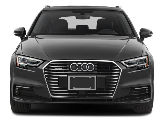 2017 Audi A3 Sportback e-tron Prices and Values Hatchback 5D E-tron Premium front view
