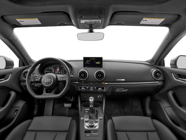 2017 Audi A3 Sportback e-tron Prices and Values Hatchback 5D E-tron Premium full dashboard