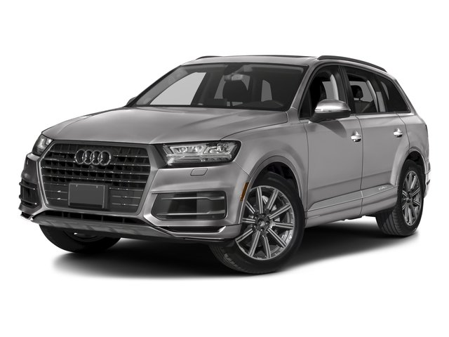 2017 Audi Q7 Prices and Values Utility 4D 3.0 Premium AWD side front view