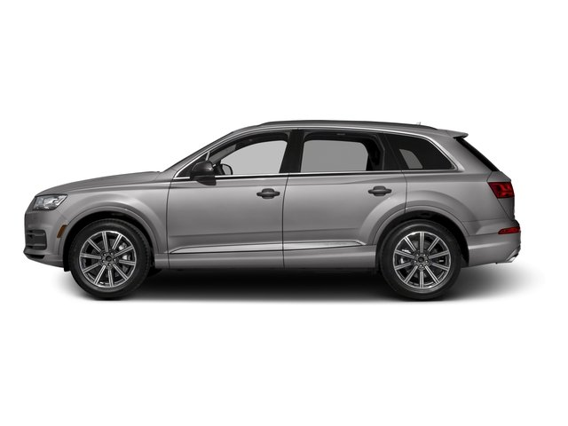 2017 Audi Q7 Prices and Values Utility 4D 3.0 Premium AWD side view