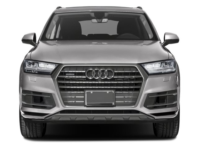 2017 Audi Q7 Base Price 3.0 TFSI Premium Pricing front view