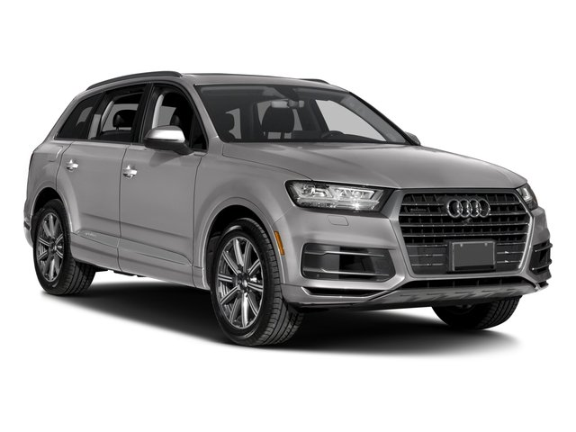 2017 Audi Q7 Prices and Values Utility 4D 2.0 Premium Plus AWD side front view