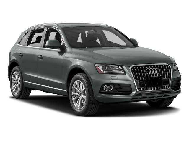 2017 Audi Q5 Prices and Values Utility 4D 3.0T Prestige AWD side front view