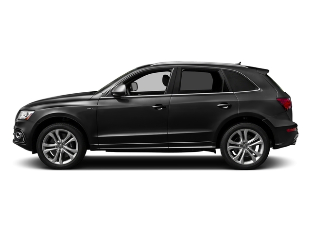 2017 Audi SQ5 Prices and Values Utility 4D Premium Plus AWD V6 side view