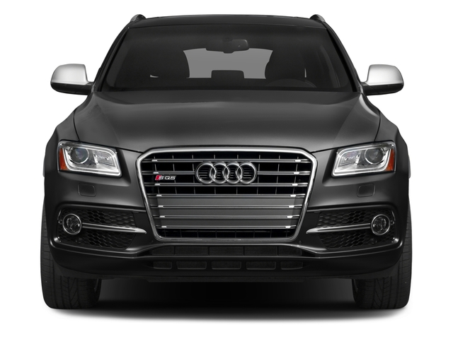 2017 Audi SQ5 Prices and Values Utility 4D Premium Plus AWD V6 front view