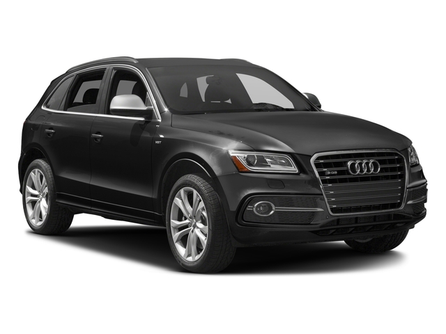 2017 Audi SQ5 Prices and Values Utility 4D Premium Plus AWD V6 side front view