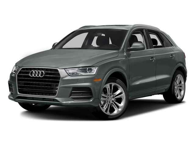 2017 Audi Q3 Base Price 2.0 TFSI Prestige quattro AWD Pricing side front view
