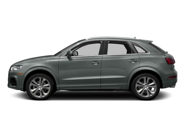 2017 Audi Q3 Base Price 2.0 TFSI Prestige FWD Pricing side view