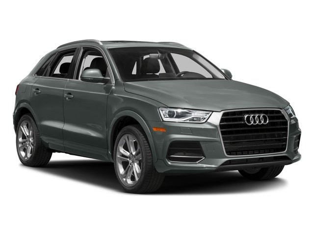 2017 Audi Q3 Prices and Values Utility 4D 2.0T Premium 2WD side front view