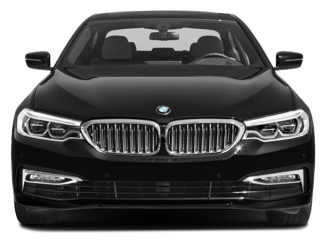 2017 BMW 5 Series Prices and Values Sedan 4D 540i I6 Turbo front view