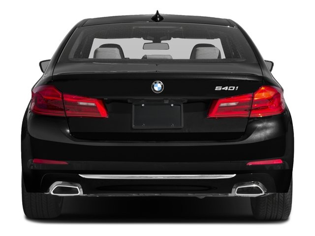 2017 BMW 5 Series Prices and Values Sedan 4D 540i I6 Turbo rear view