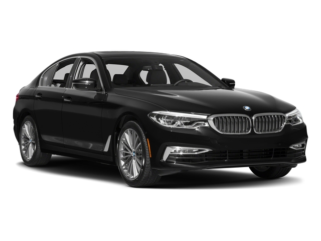 2017 BMW 5 Series Prices and Values Sedan 4D 540i I6 Turbo side front view