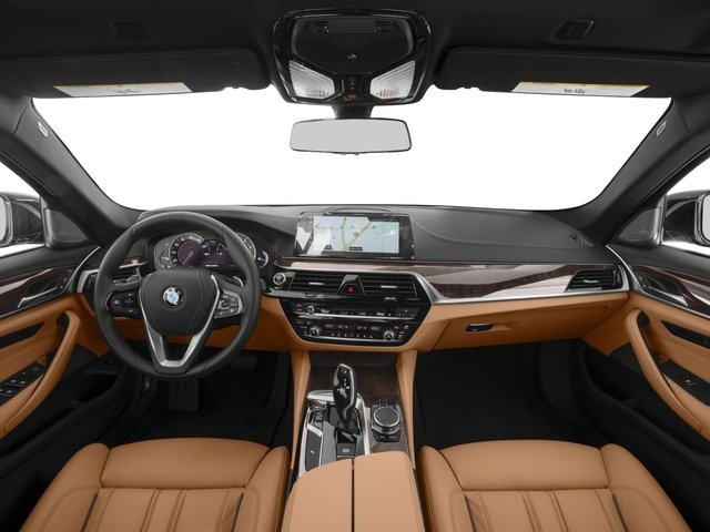2017 BMW 5 Series Prices and Values Sedan 4D 540i I6 Turbo full dashboard