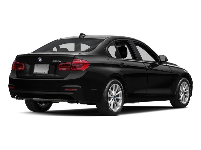 2017 BMW 3 Series Prices and Values Sedan 4D 320i I4 Turbo side rear view