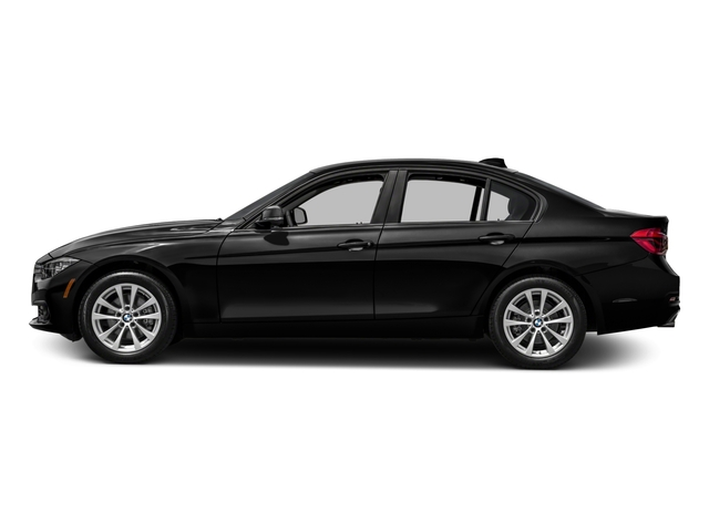 2017 BMW 3 Series Prices and Values Sedan 4D 320i I4 Turbo side view