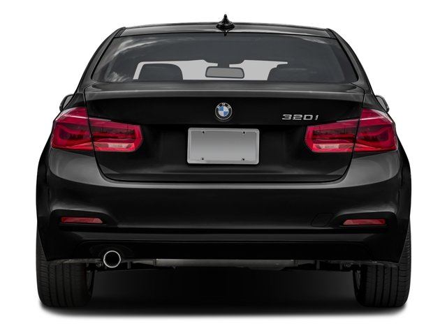 2017 BMW 3 Series Prices and Values Sedan 4D 320i I4 Turbo rear view