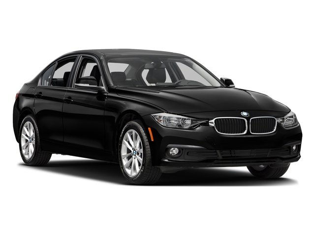 2017 BMW 3 Series Prices and Values Sedan 4D 320i I4 Turbo side front view