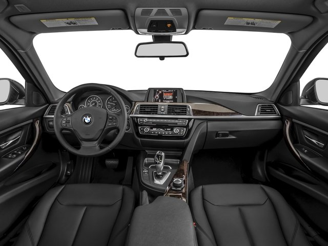 2017 BMW 3 Series Prices and Values Sedan 4D 320i I4 Turbo full dashboard