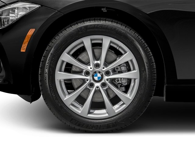 2017 BMW 3 Series Prices and Values Sedan 4D 320i I4 Turbo wheel