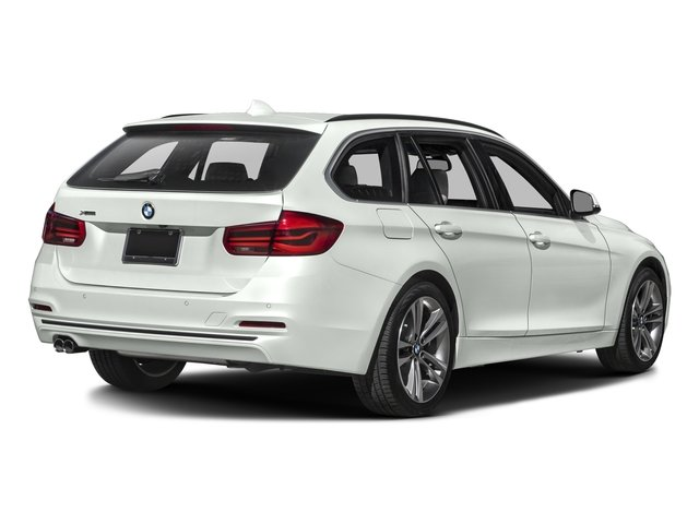 2017 BMW 3 Series Prices and Values Wagon 4D 330xi AWD side rear view