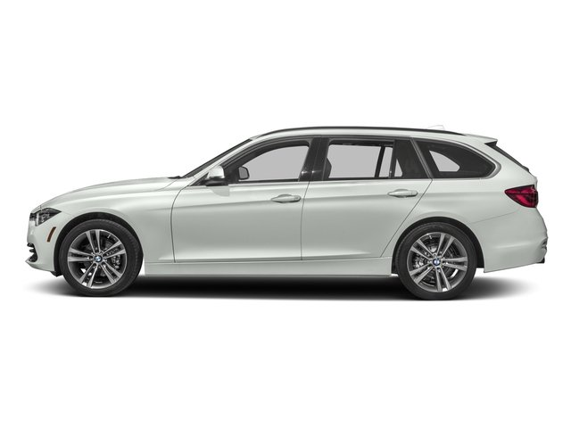 2017 BMW 3 Series Prices and Values Wagon 4D 330xi AWD side view