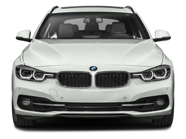 2017 BMW 3 Series Prices and Values Wagon 4D 330xi AWD front view