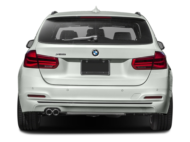 2017 BMW 3 Series Prices and Values Wagon 4D 330xi AWD rear view