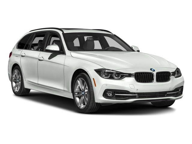 2017 BMW 3 Series Prices and Values Wagon 4D 330xi AWD side front view