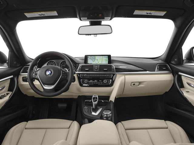 2017 BMW 3 Series Prices and Values Wagon 4D 330xi AWD full dashboard