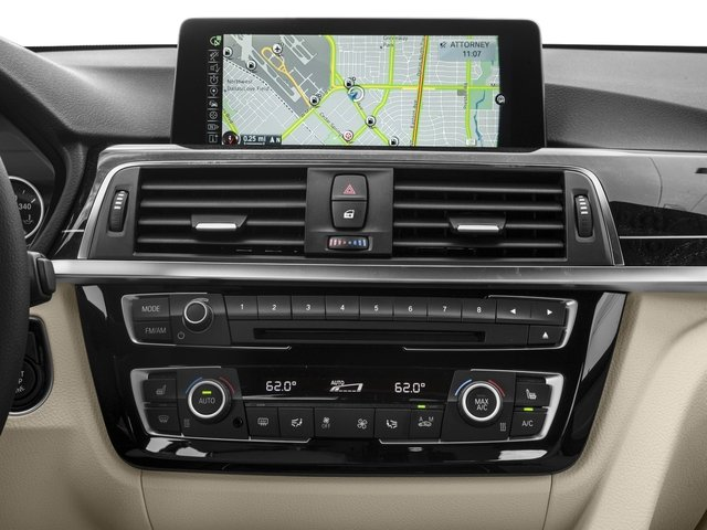 2017 BMW 3 Series Prices and Values Wagon 4D 330xi AWD stereo system