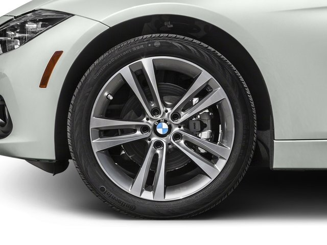 2017 BMW 3 Series Prices and Values Wagon 4D 330xi AWD wheel