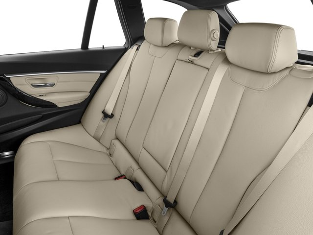 2017 BMW 3 Series Prices and Values Wagon 4D 330xi AWD backseat interior