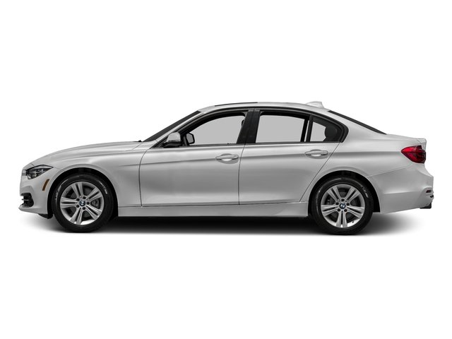 2017 BMW 3 Series Prices and Values Sedan 4D 330xi AWD side view
