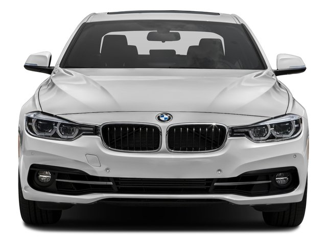 2017 BMW 3 Series Prices and Values Sedan 4D 330xi AWD front view
