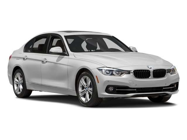 2017 BMW 3 Series Prices and Values Sedan 4D 330xi AWD side front view