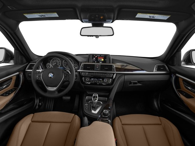 2017 BMW 3 Series Prices and Values Sedan 4D 330xi AWD full dashboard