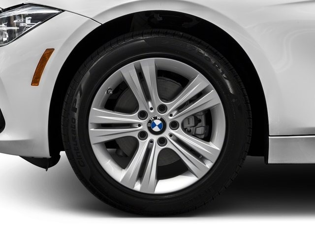 2017 BMW 3 Series Prices and Values Sedan 4D 330xi AWD wheel