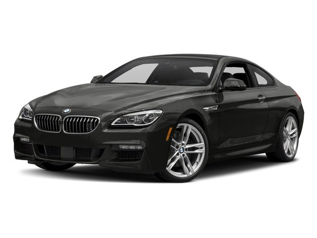 2017 BMW 6 Series Pictures 6 Series Coupe 2D 650i V8 photos side front view