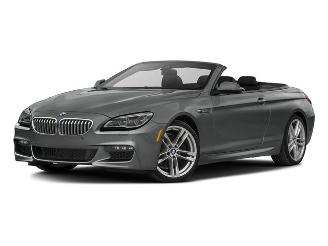 2017 BMW 6 Series Pictures 6 Series Convertible 2D 650i V8 photos side front view