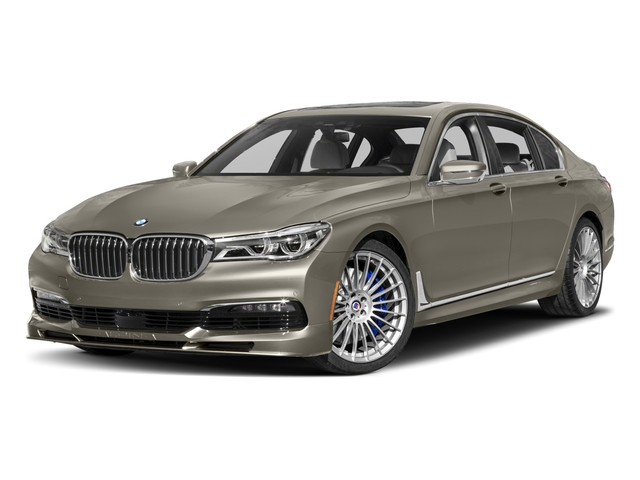 2017 BMW 7 Series Base Price ALPINA B7 XDrive Sedan Pricing Side Front View