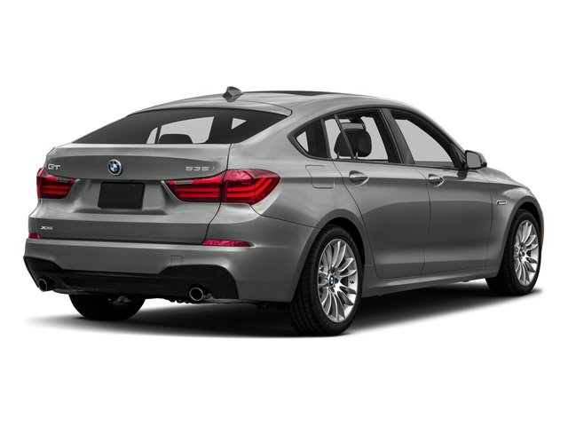2017 BMW 5 Series Prices and Values Sedan 4D 535xi GT AWD I6 Turbo side rear view