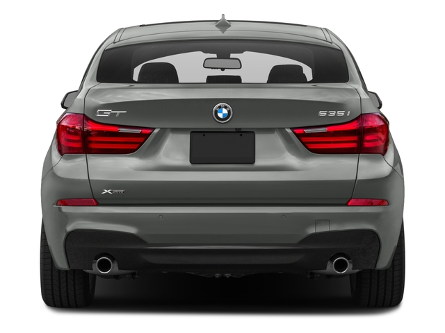 2017 BMW 5 Series Prices and Values Sedan 4D 535xi GT AWD I6 Turbo rear view
