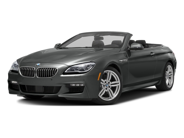 2017 BMW 6 Series Prices and Values Convertible 2D 640i I6