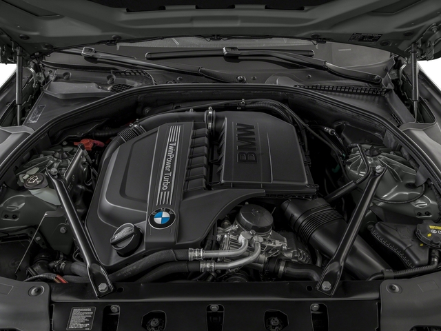2017 BMW 6 Series Prices and Values Convertible 2D 640i I6 engine