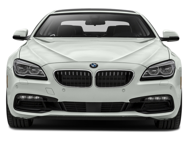 2017 BMW 6 Series Prices and Values Coupe 2D 640xi AWD I6 front view