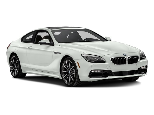 2017 BMW 6 Series Prices and Values Coupe 2D 640xi AWD I6 side front view