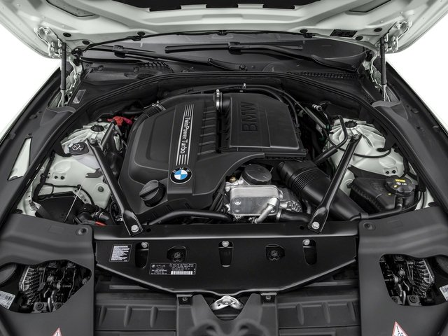2017 BMW 6 Series Prices and Values Coupe 2D 640xi AWD I6 engine