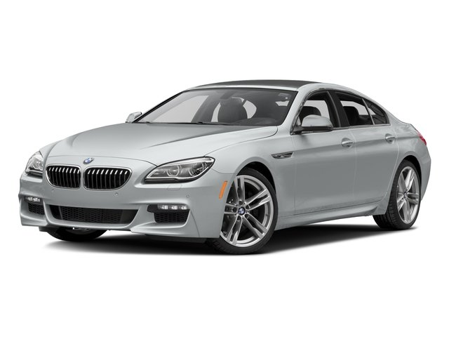 2017 BMW 6 Series Prices and Values Sedan 4D 640xi AWD I6